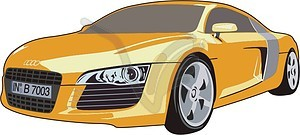 Audi clipart 2 » Clipart Station.