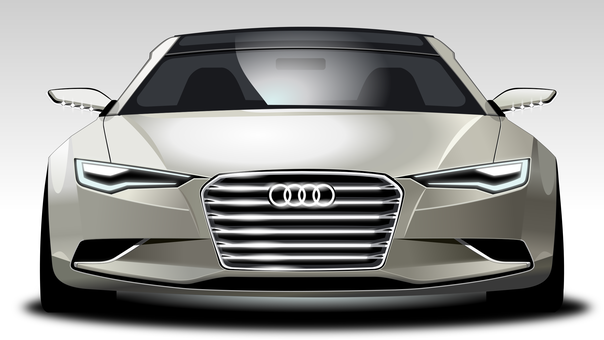 Audi A6 photo background, transparent png images and svg.