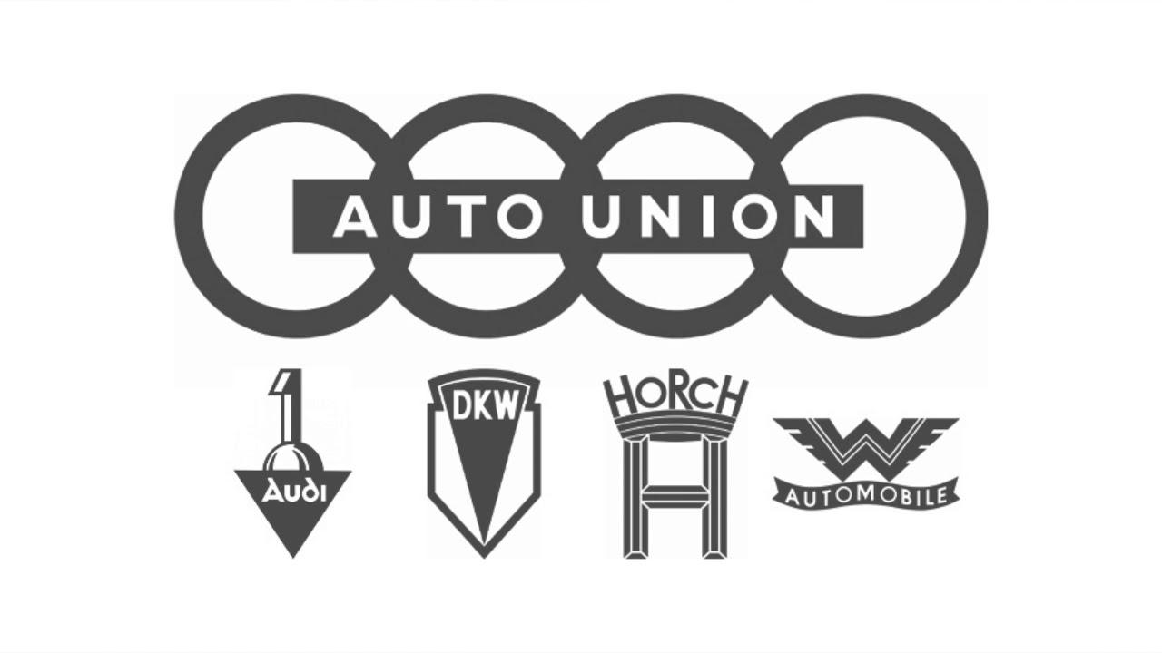 Audi Logo History.