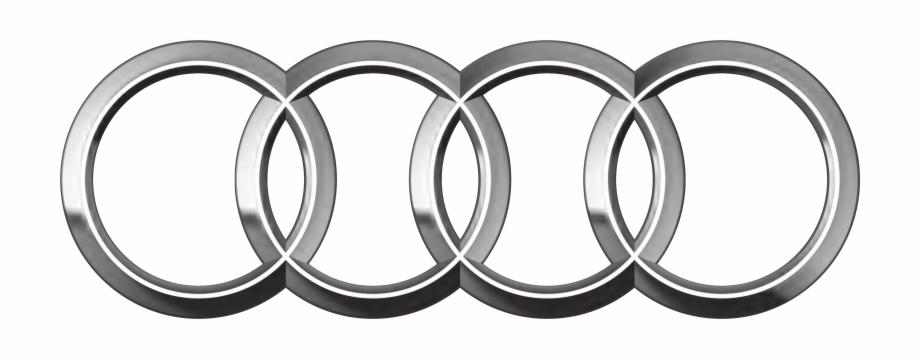 Audi Logo, Rings, Symbol.