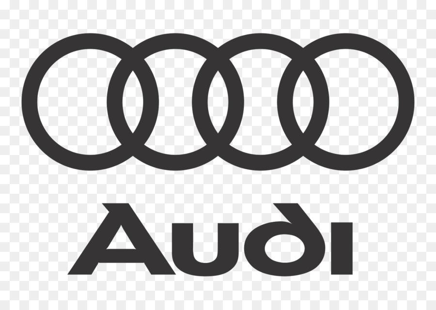 Logo Audi clipart.