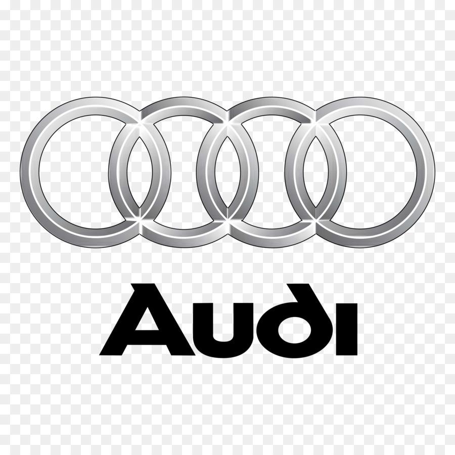 Audi Logo png download.