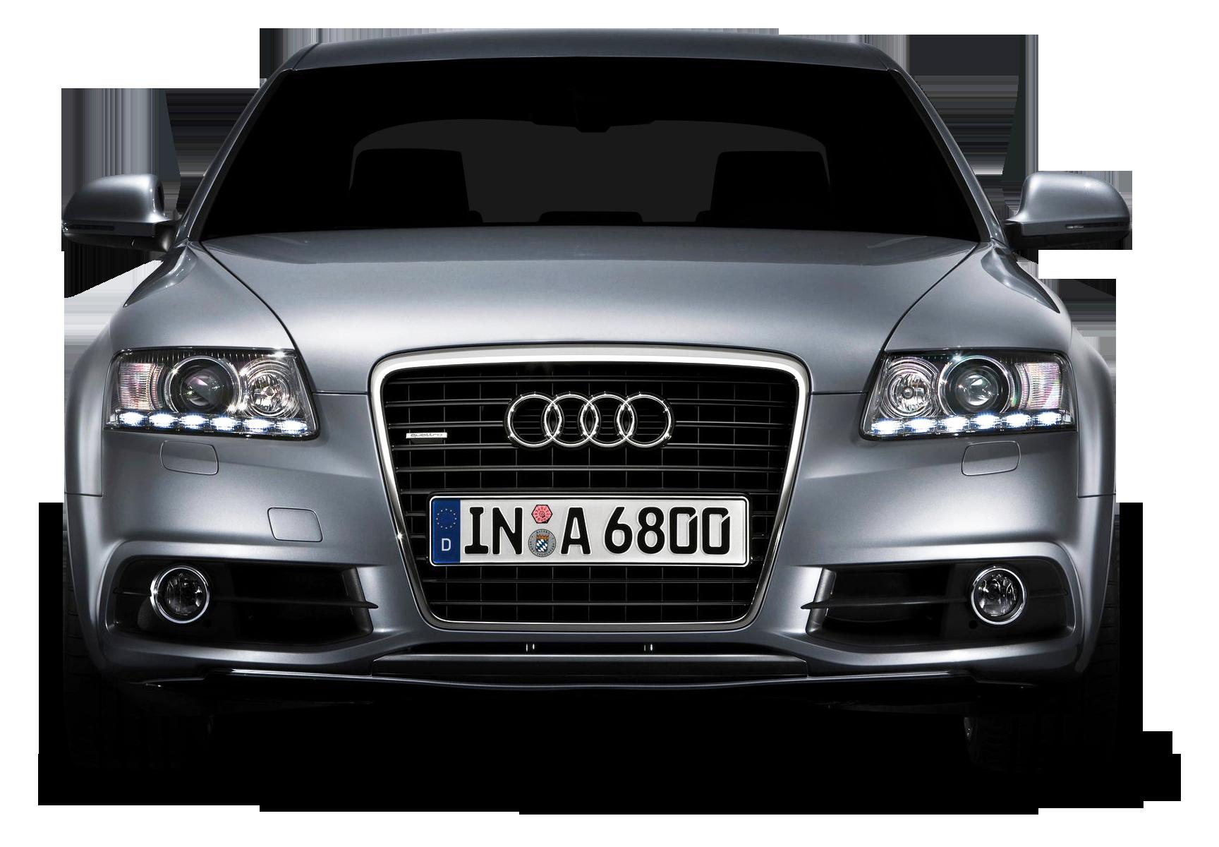 Front side Audi Car PNG Image #45304.