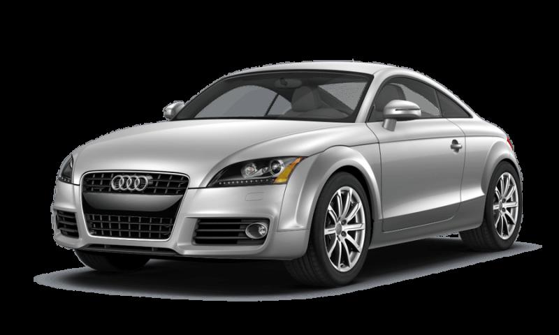 Audi Tt transparent PNG.
