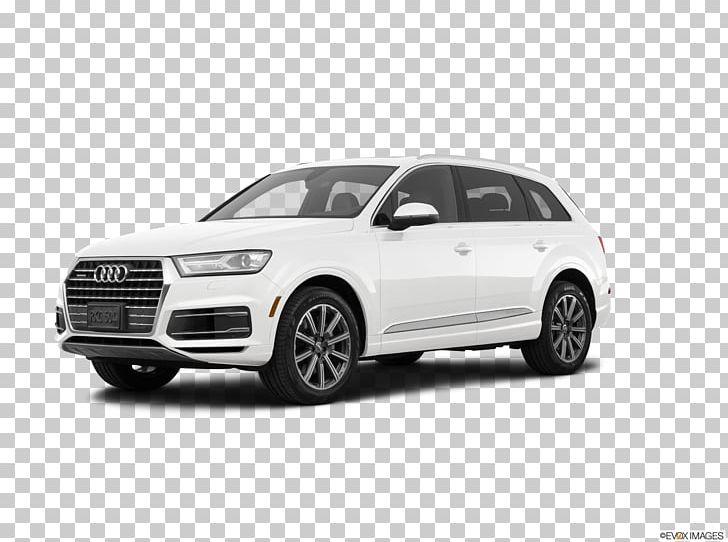 2018 Audi Q7 Car Sport Utility Vehicle Acura MDX PNG.