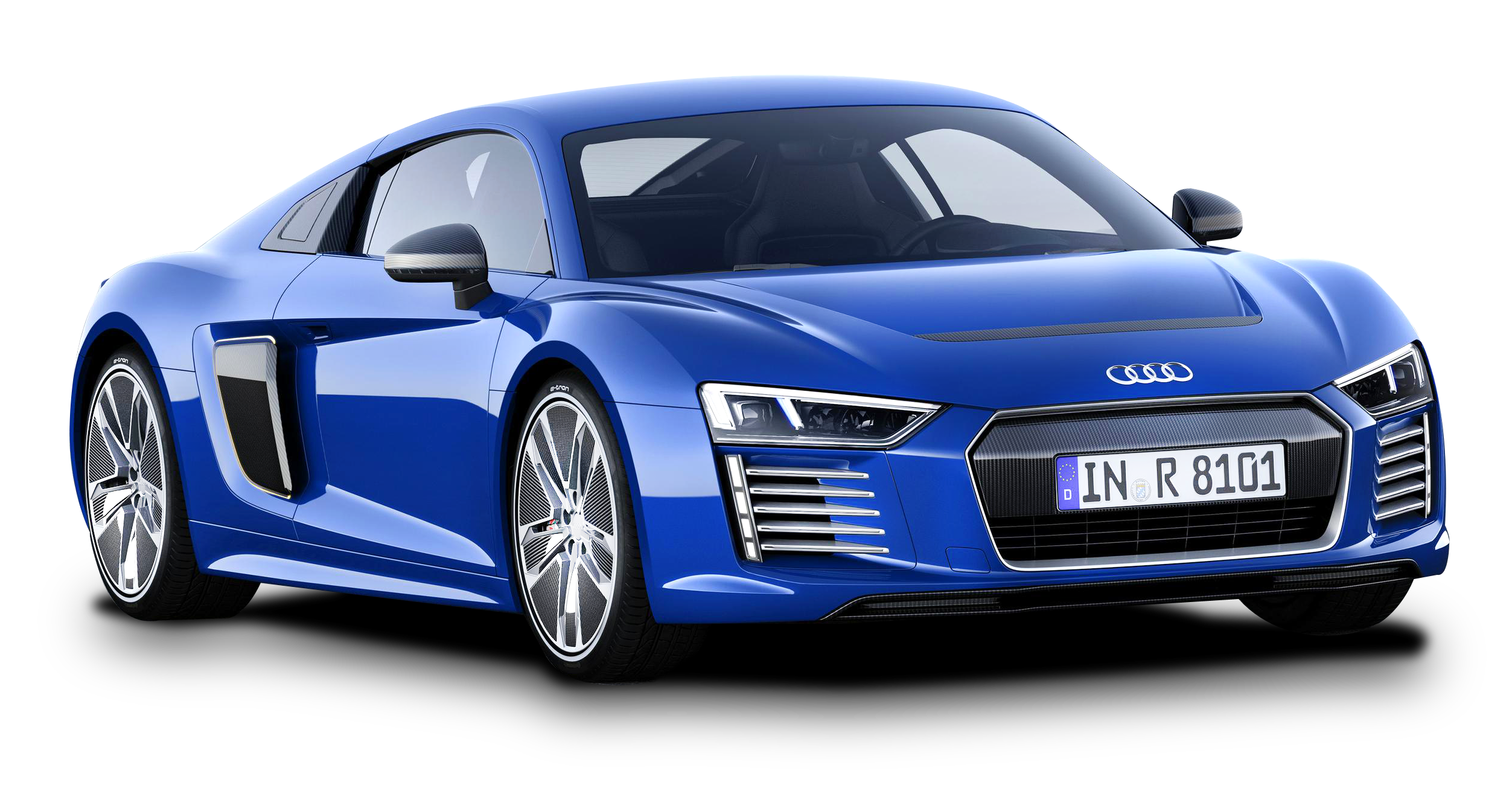 Audi R8 PNG Image.