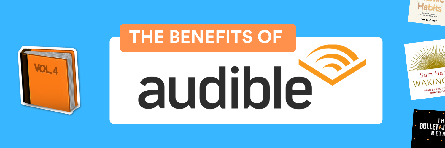 The Benefits of Audible Reading — Keep Productive.