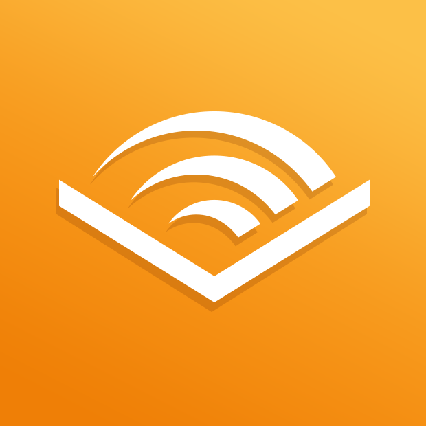 Get Audiobooks from Audible.