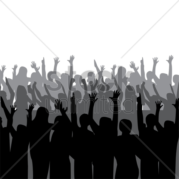 Crowd clipart basketball, Crowd basketball Transparent FREE.