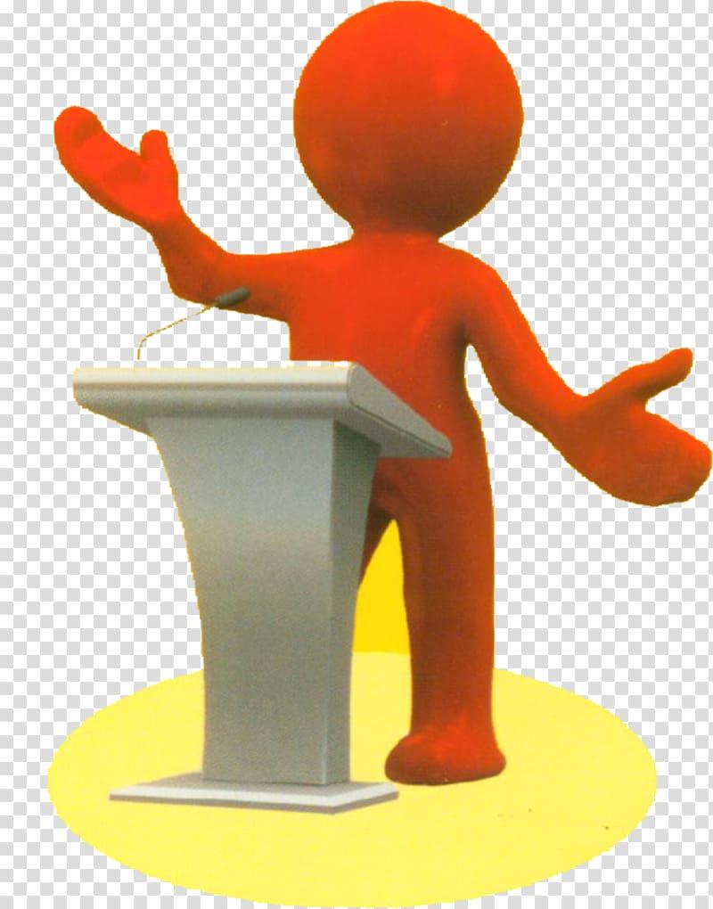 Dynamic Public Speaking Glossophobia Speech , Cartoon.