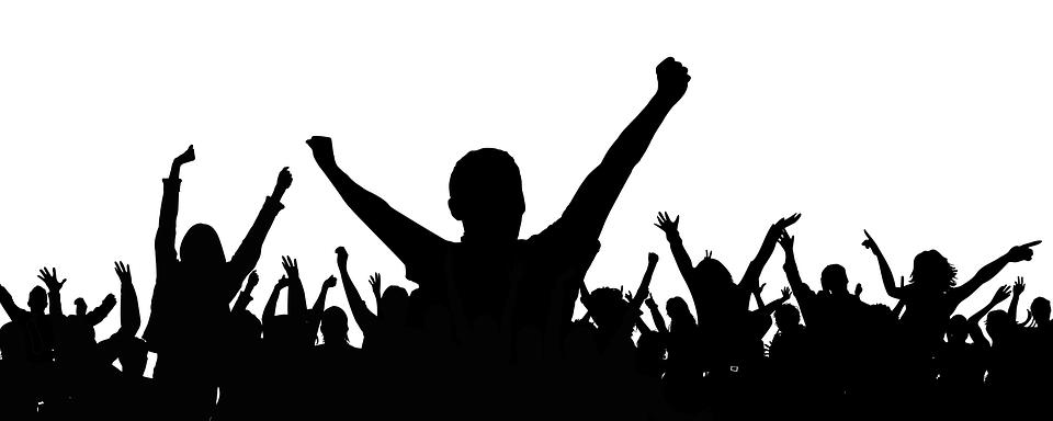 Festival Visitors Audience Goal.