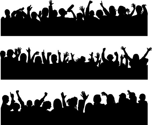 Audience clipart free clipart images gallery for free.