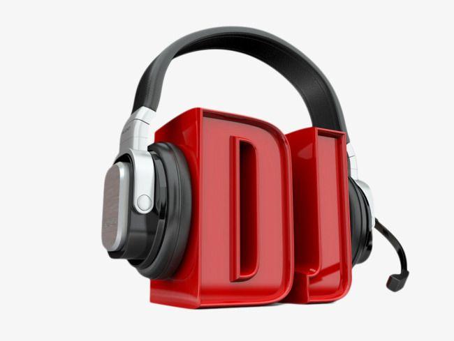 Hd Dj Stereo Headphones, Dj Clipart, Headphones Clipart.