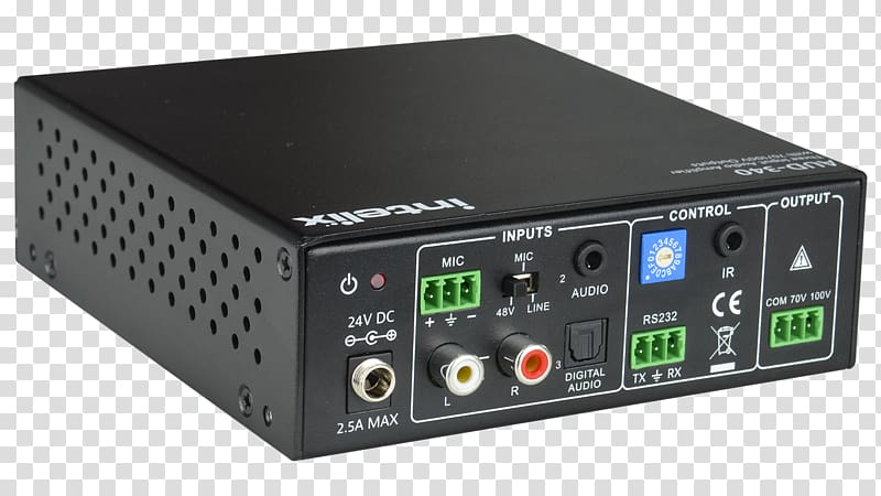 Electronics Amplifier AV receiver Radio receiver Audio.