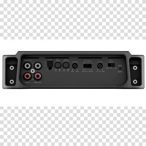 Audio power amplifier Vehicle audio The Hertz Corporation.