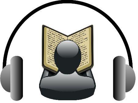 audiobook clipart.