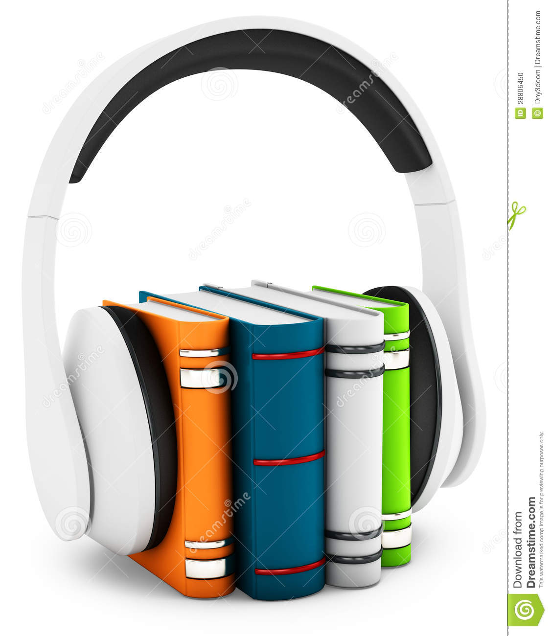 Audio books clipart 6 » Clipart Station.