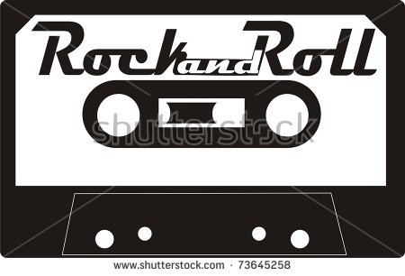 Audio Cassette Stock Photos, Royalty.