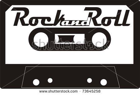 Audio Cassette Stock Photos, Royalty.