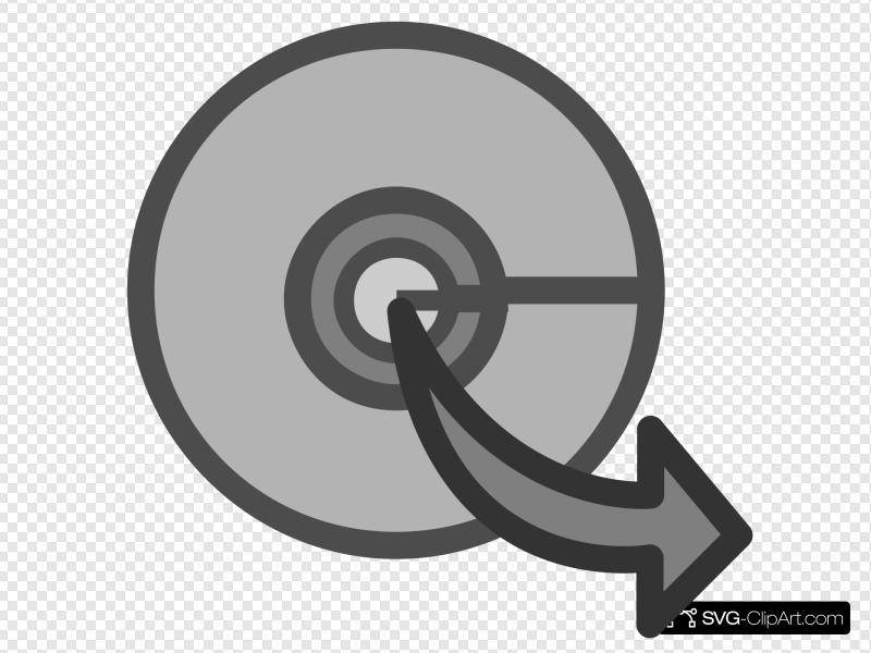 Audio Cd Creator Clip art, Icon and SVG.