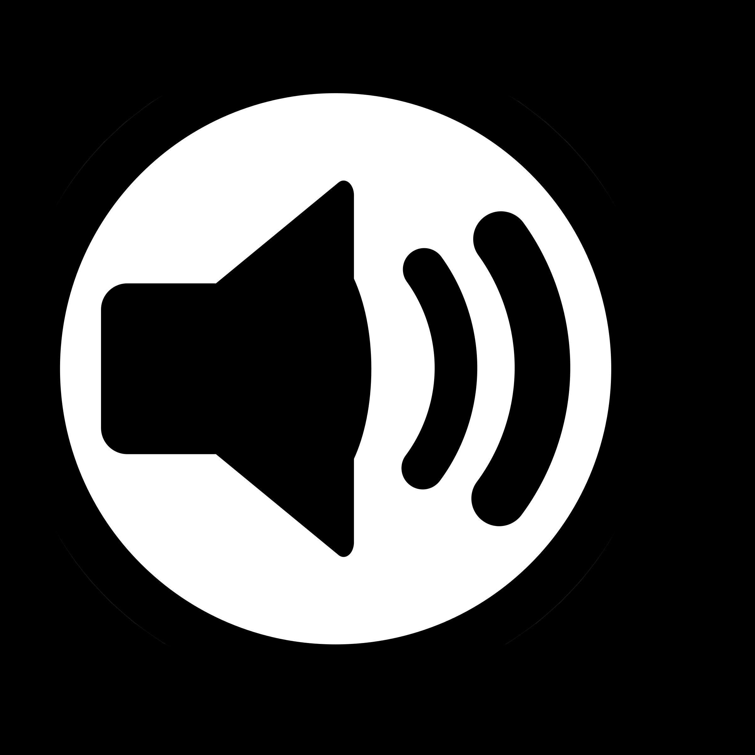 Audio clip art.