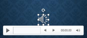 PowerPoint 2013: Inserting Audio.