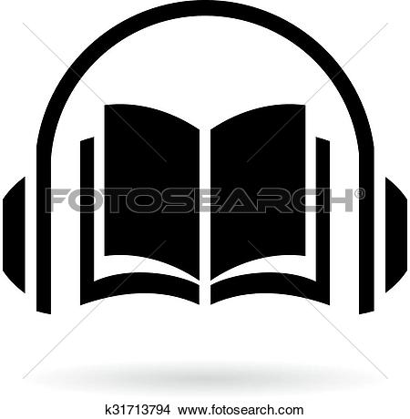 Clipart of Audio guide icon k31713794.