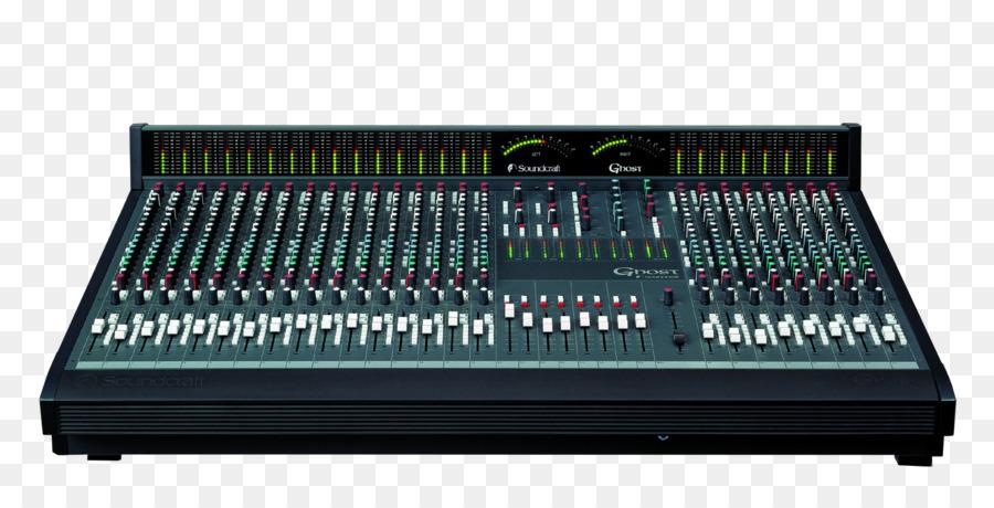 Microphone Soundcraft Audio Mixers Recor #202253.