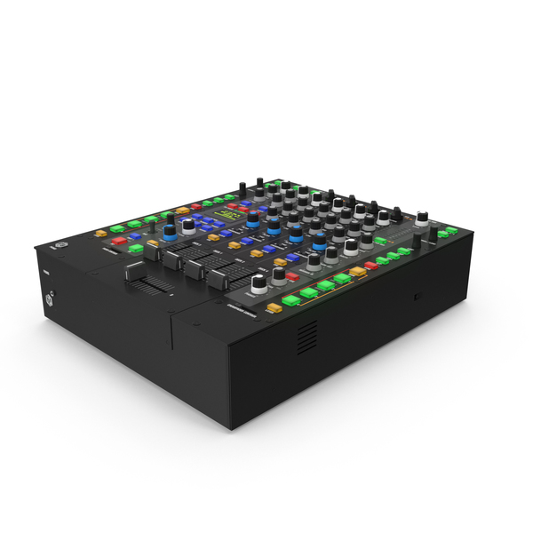 4 Channel Audio Mixer PNG Images & PSDs for Download.