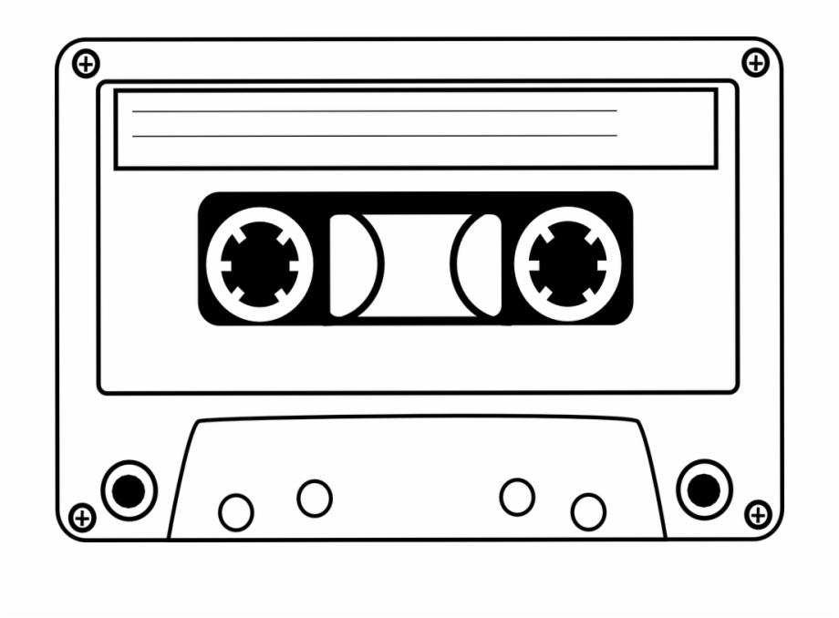 Cassette Tape Audio Music Sound Vintage Plastic.