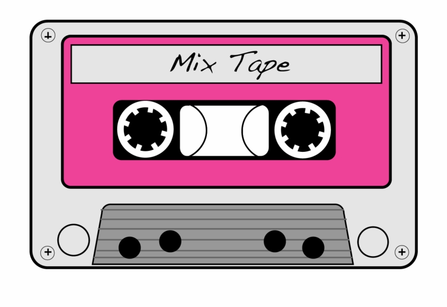 80's Vector Cassette Tape.