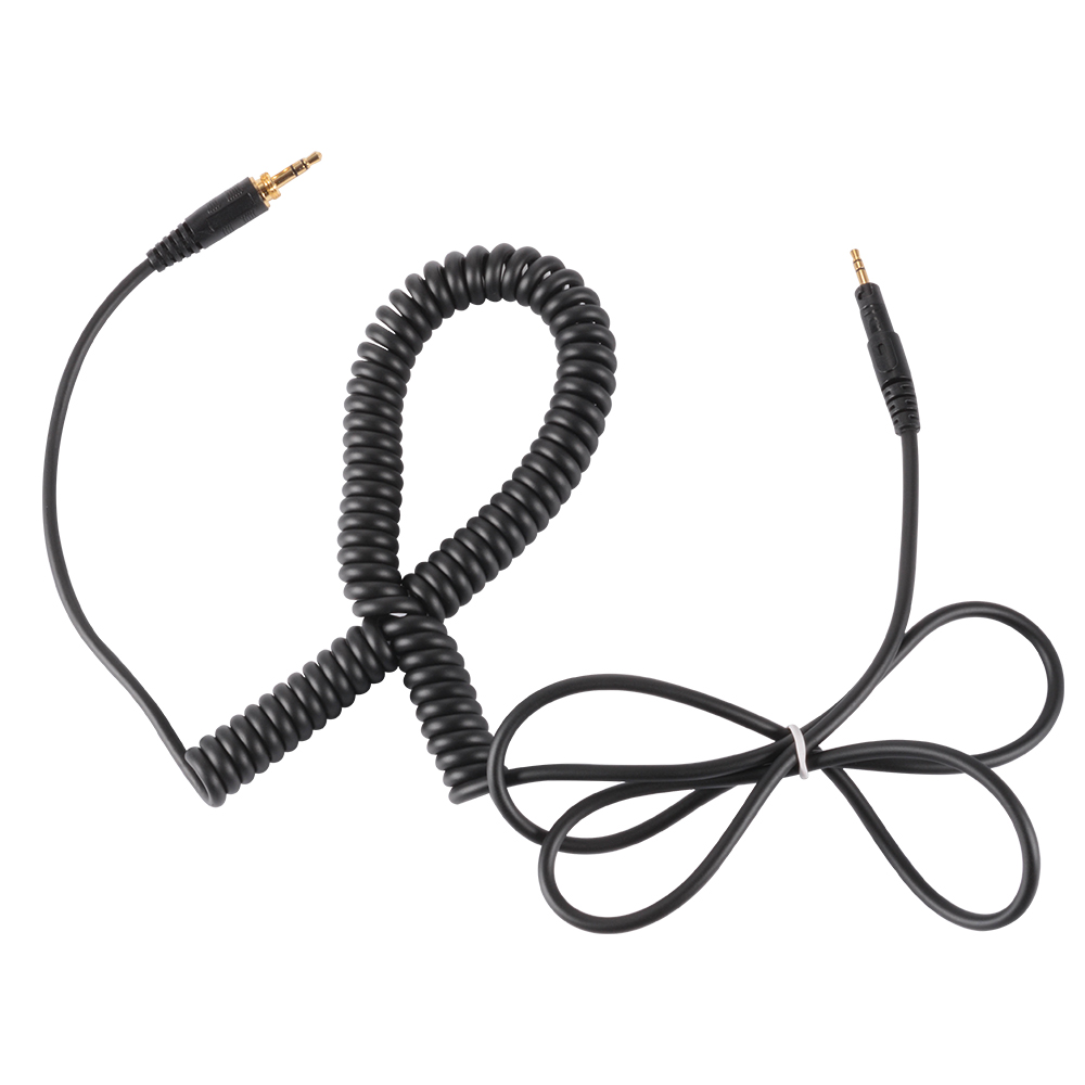 Details about Headphone Audio Cable Line w/ 6.35MM Adapter for  Audio.