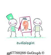 Audiologist Clip Art.