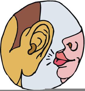 Audiology Clipart.