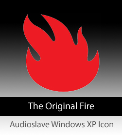 Original Audioslave Logo.