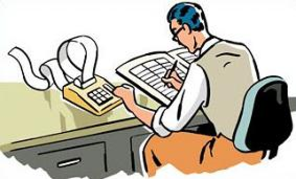 Accounting clipart auditor, Accounting auditor Transparent.
