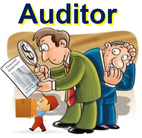 Auditor clipart 4 » Clipart Station.