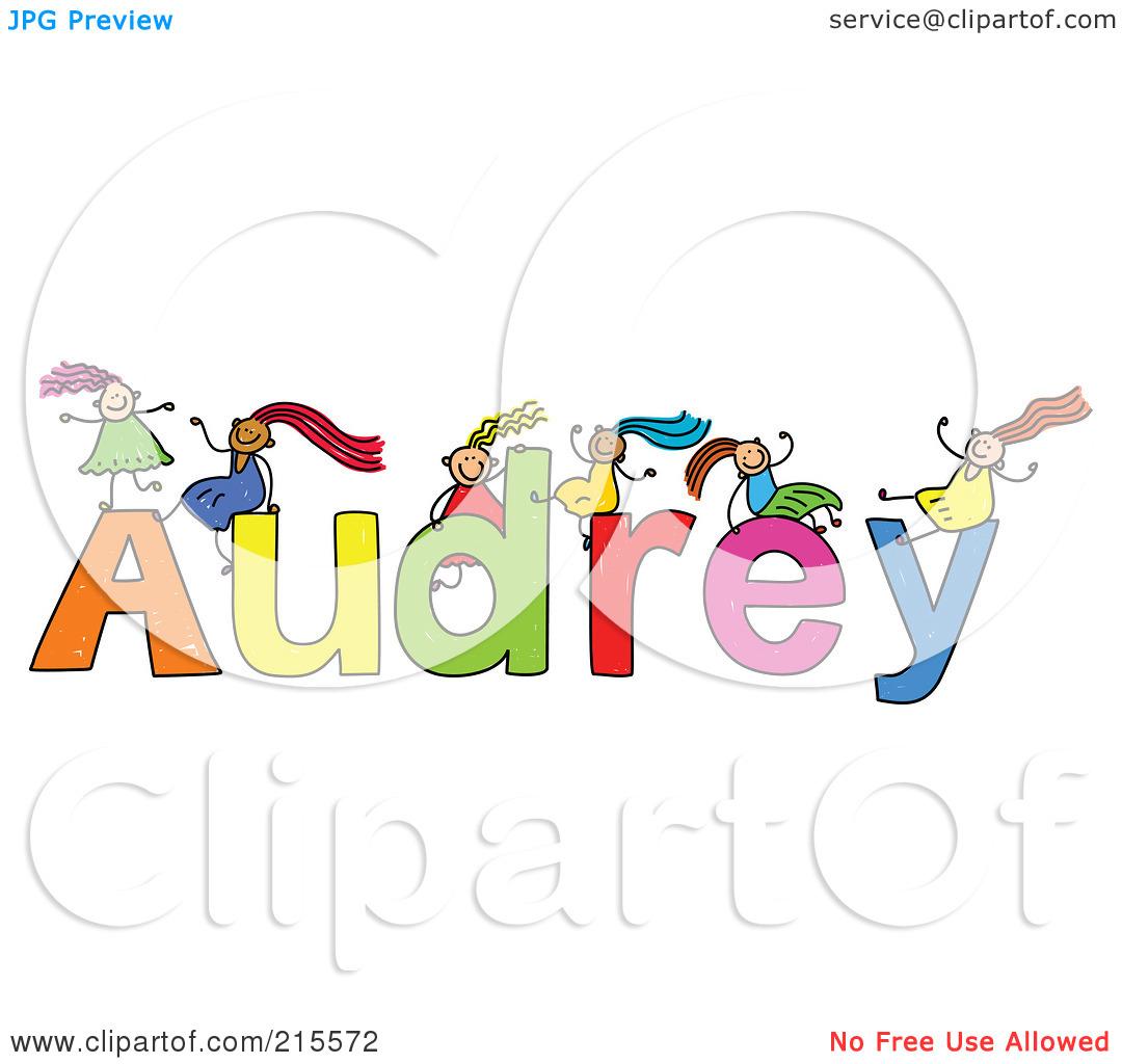 Audrey Clipart.