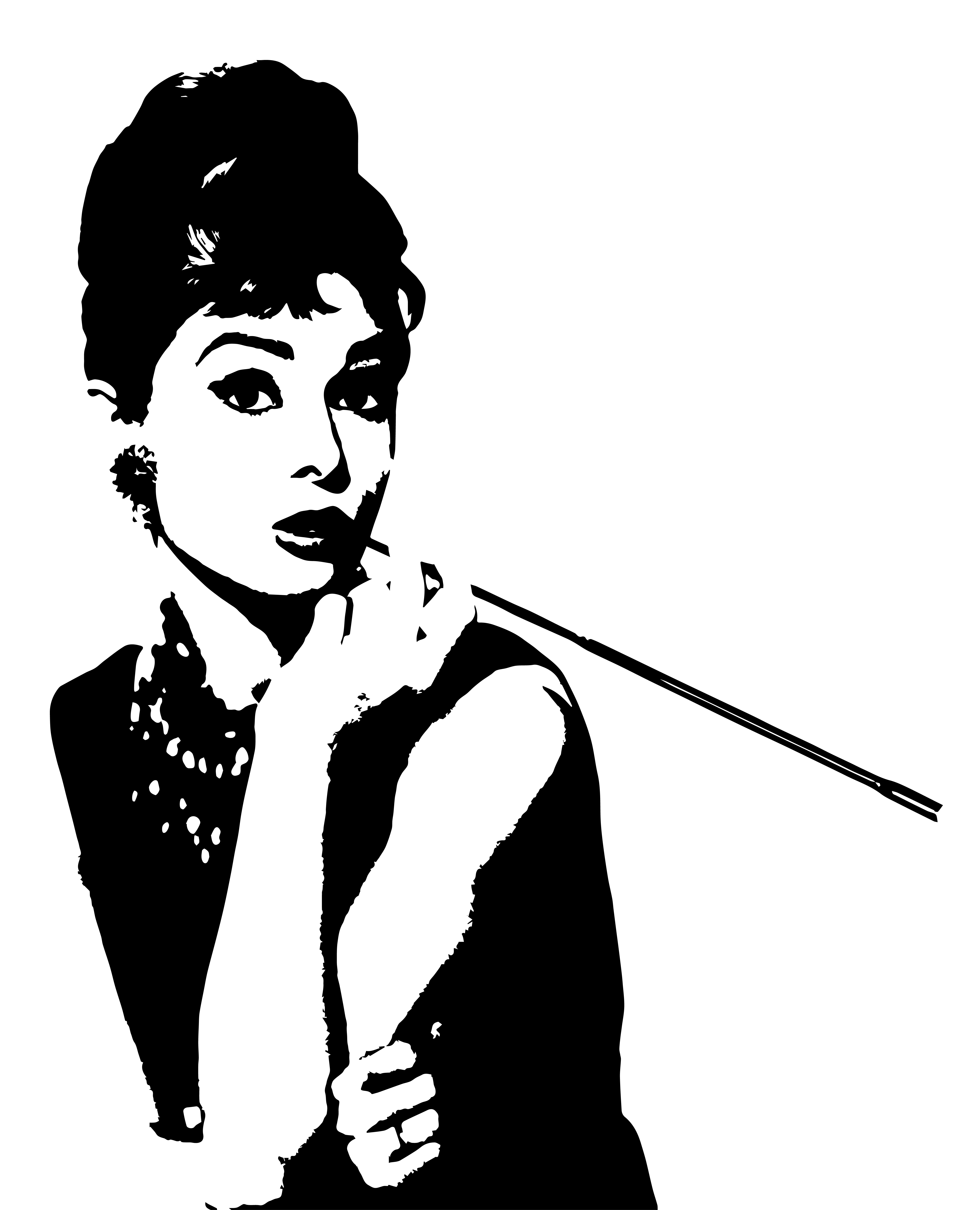 Breakfast At Tiffany's Clipart.