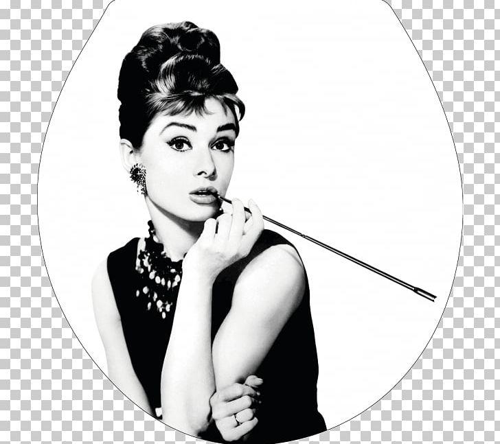 Audrey Hepburn Breakfast At Tiffany\'s Holly Golightly PNG.