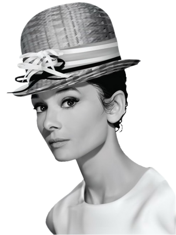 Audrey Hepburn Breakfast at Tiffany\'s Actor Vintage clothing.