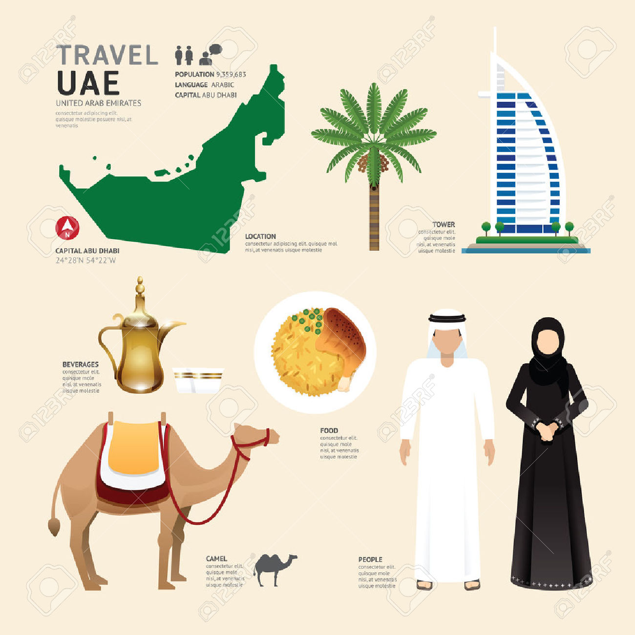 6,444 Uae Stock Illustrations, Cliparts And Royalty Free Uae Vectors.