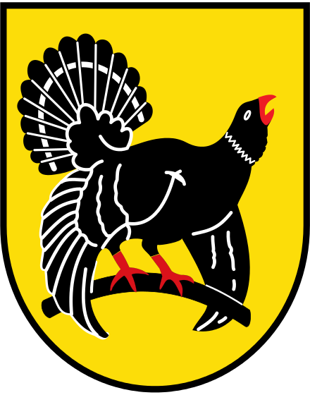 Birkhahn (Wappentier).