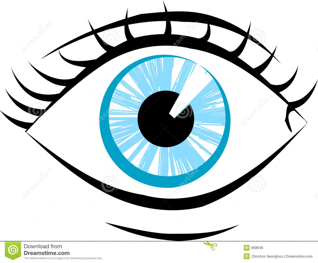 Auge clipart kostenlos 3 » Clipart Station.