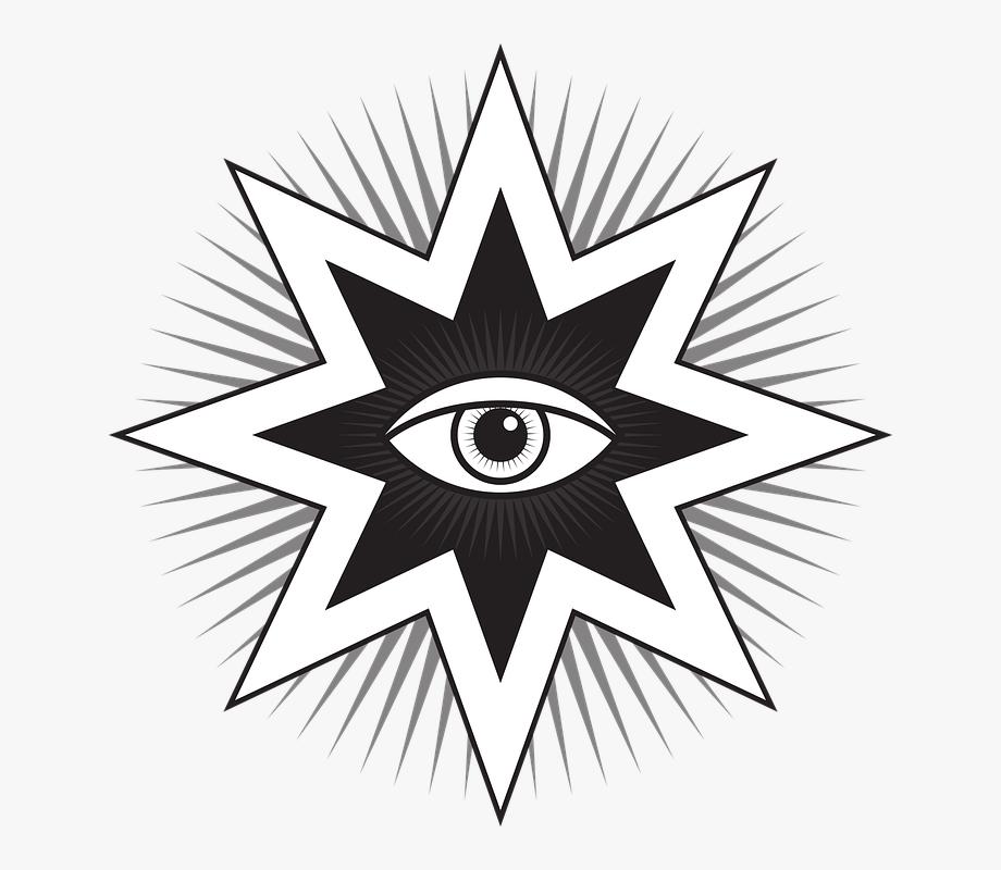 Alles Sehende Auge, Auge, Symbol, Anmelden, Pyramide.