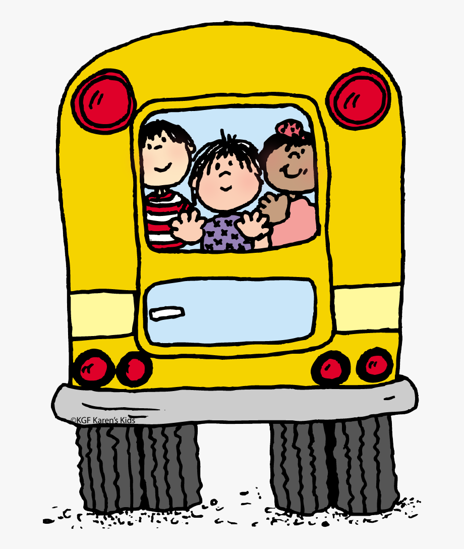 August Clipart Back To School.