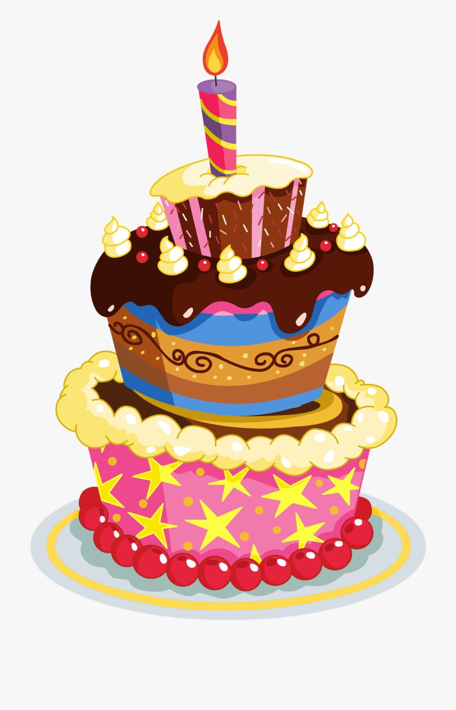 Cupcake Clipart August.