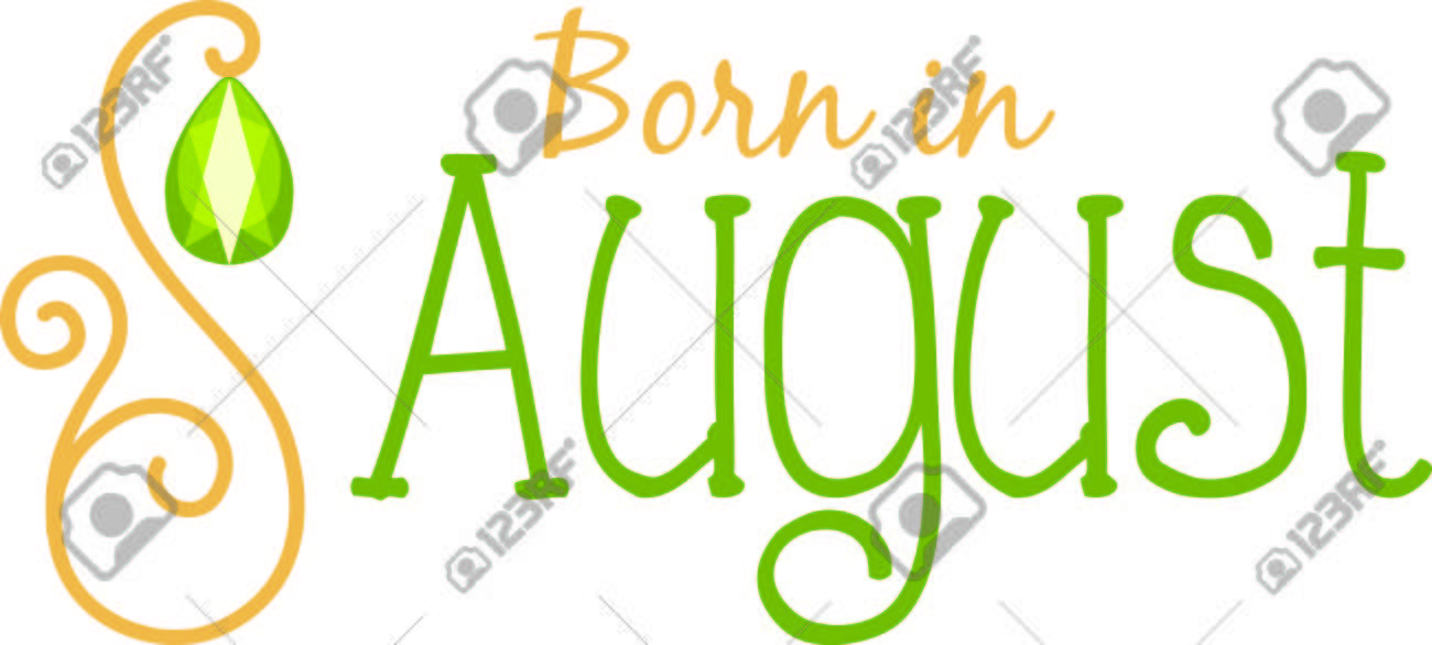 Celebrate your August birthday with your birthstone, the peridot..