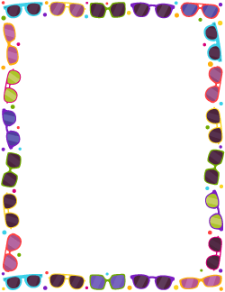 August clipart borders, August borders Transparent FREE for.