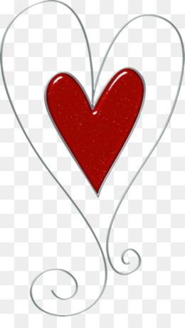 Heart Red png free download.